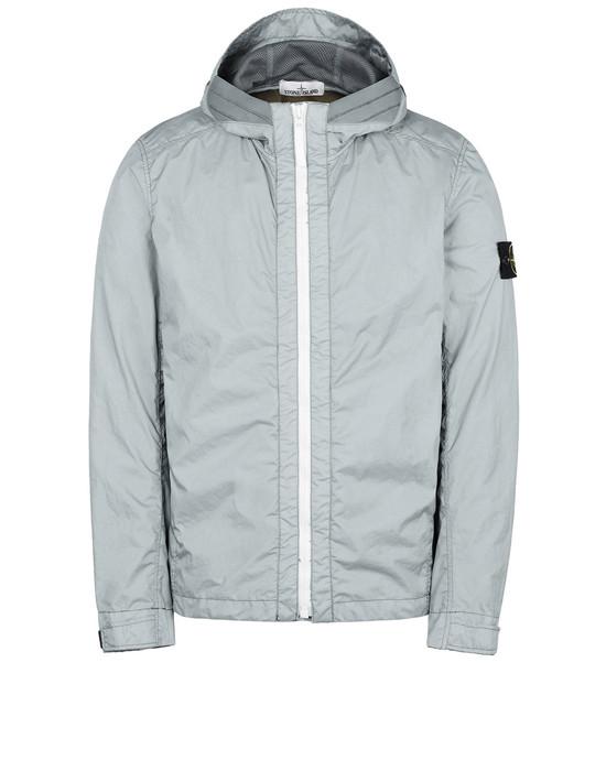 STONE ISLAND Mid-length jacket 44323 MEMBRANA 3L TC