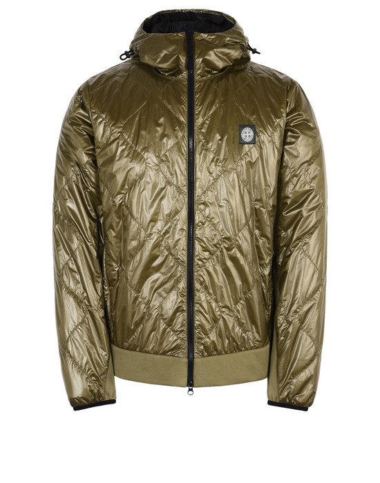 STONE ISLAND Coat 43321 PERTEX QUANTUM Y WITH PRIMALOFT® INSULATION TECHNOLOGY
