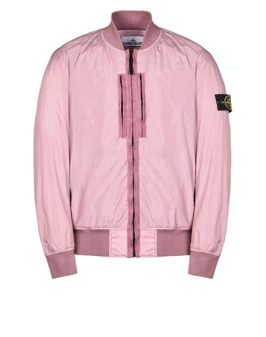STONE ISLAND Mid-length jacket 40436 GARMENT DYED CRINKLE REPS NY
