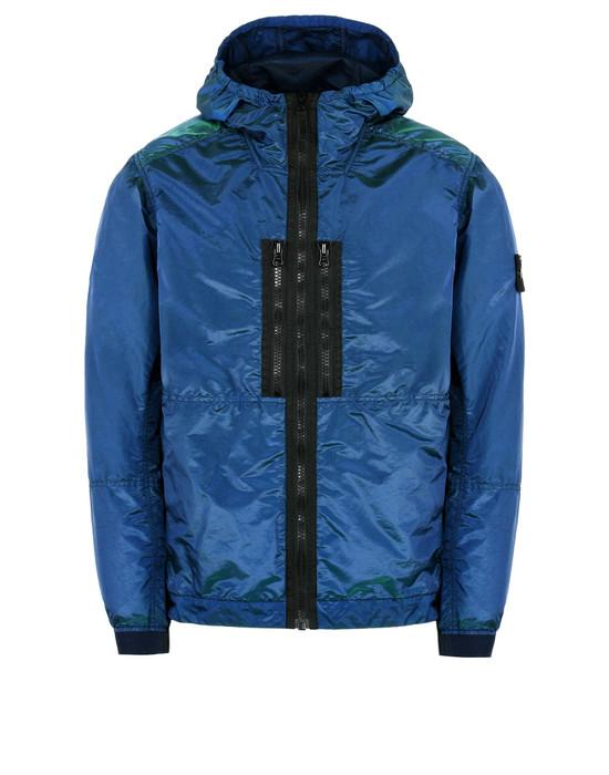 42848 nylon metal watro colour weft jacket stone island men official online store. Black Bedroom Furniture Sets. Home Design Ideas