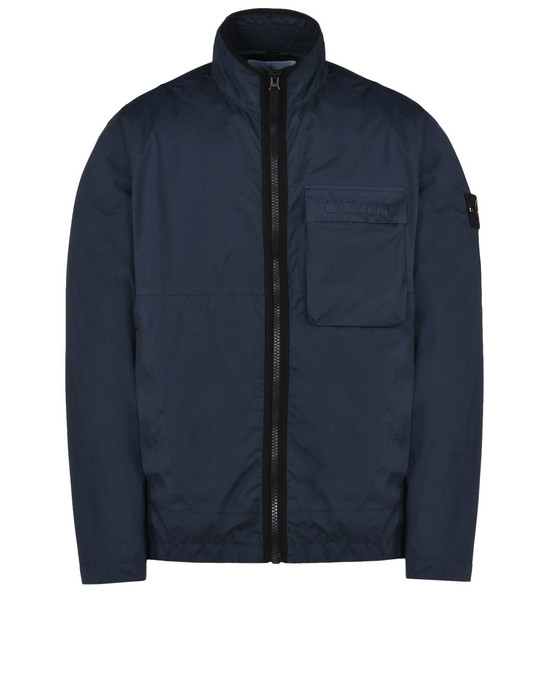 STONE ISLAND Jacket 44828 GARMENT DYED PERFORMANCE TELA