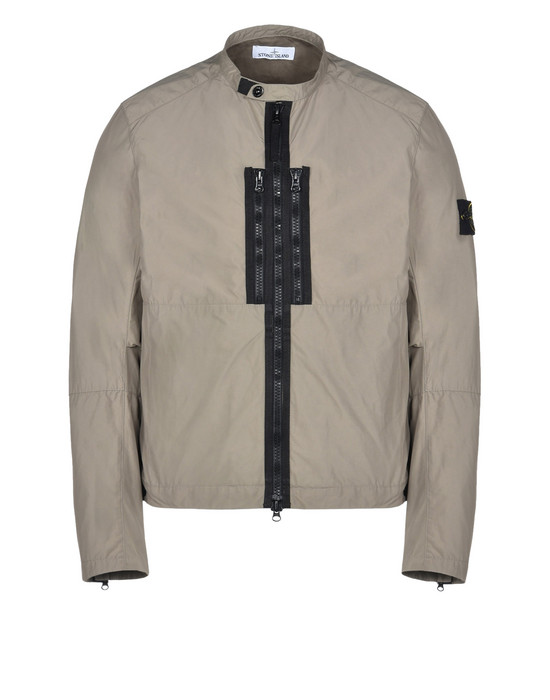 STONE ISLAND Mid-length jacket 41022 MICRO REPS