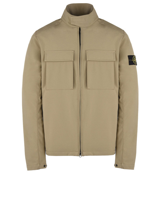 STONE ISLAND Jacket 41727 LIGHT SOFT SHELL-R
