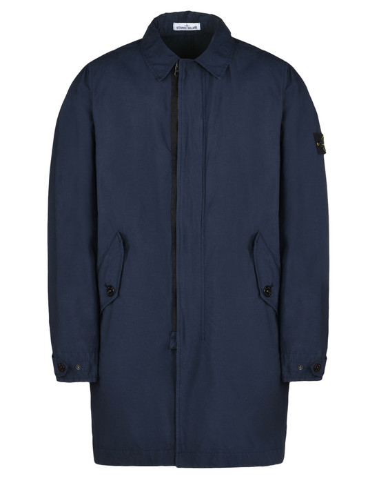 STONE ISLAND Coat 70830 LIGHT COTTON NYLON TWILL