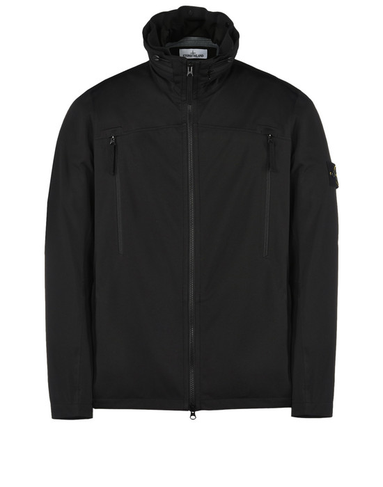 STONE ISLAND Jacket 41826 LIGHT SOFT SHELL SI CHECK GRID