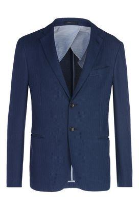 Armani Giacche a due bottoni Uomo giacca decostruita due bottoni in 100% lino