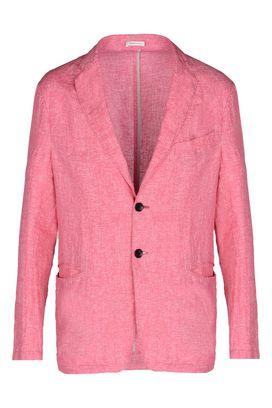 Armani Giacche a due bottoni Uomo giacca due bottoni 100% lino
