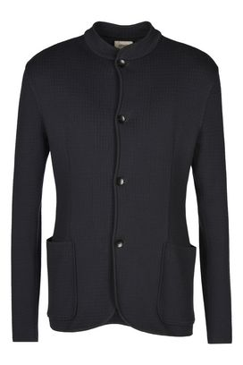 Armani Dinner jackets Men four-button jacquard jacket
