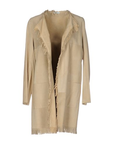 Легкое пальто P.A.R.O.S.H. 41680083NB