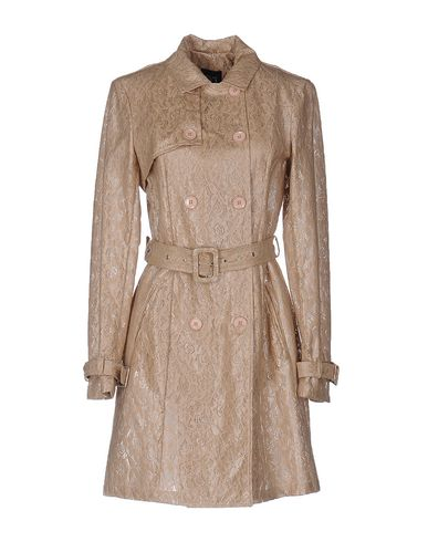 Легкое пальто TWIN-SET JEANS 41681057IS