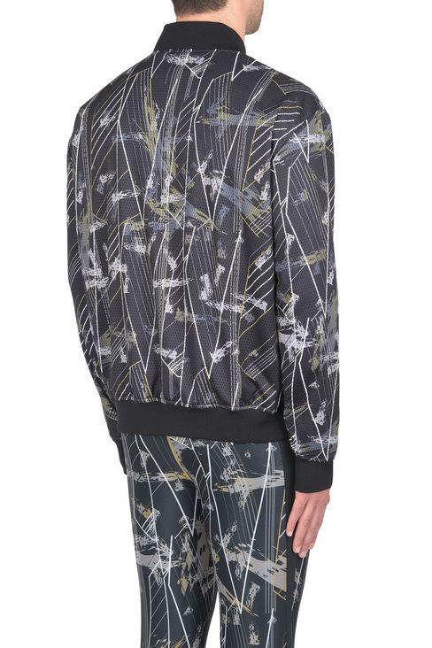 服装夹克平面设计图