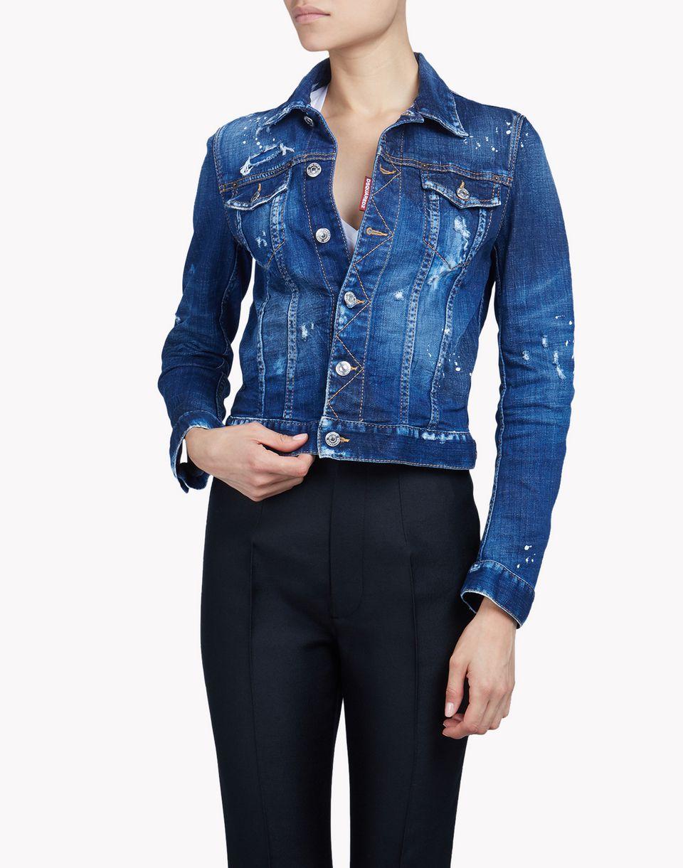 Sweatshirt Jean Jacket