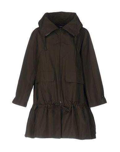 Легкое пальто JIL SANDER NAVY 41682765FG