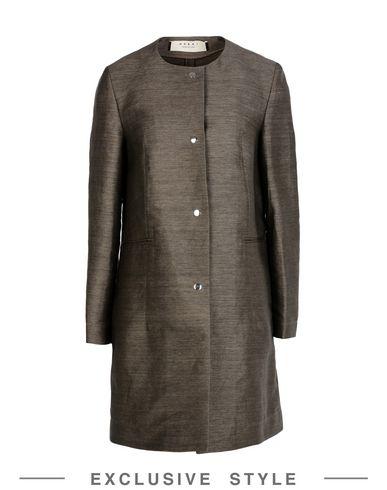 Легкое пальто MARNI 41683814FR