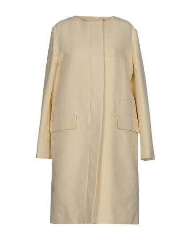 Легкое пальто MARNI 41684366BK