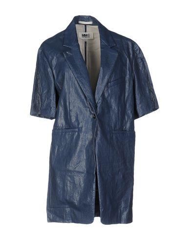 Легкое пальто MM6 BY MAISON MARGIELA 41684460SK