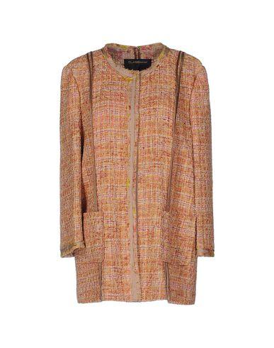 Легкое пальто CLASS ROBERTO CAVALLI 41684660SA