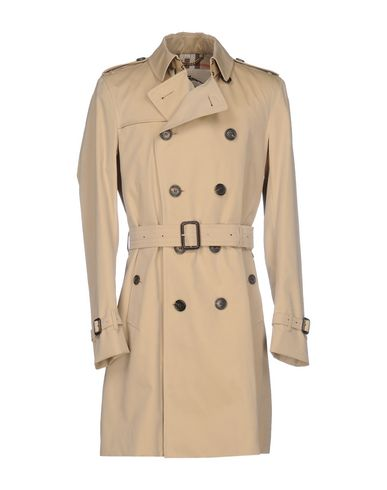 Легкое пальто BURBERRY PRORSUM 41685004HQ