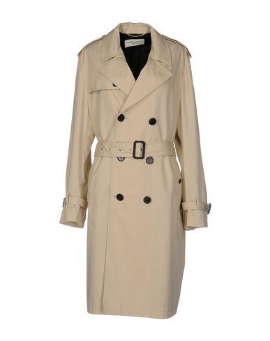 Легкое пальто SAINT LAURENT 41686422FH