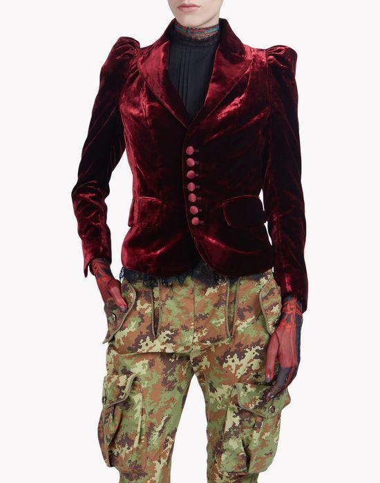victoria blazer coats & jackets Woman Dsquared2