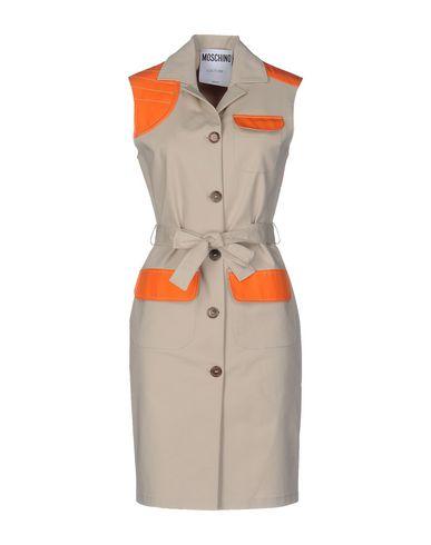 Легкое пальто MOSCHINO COUTURE 41687080UB