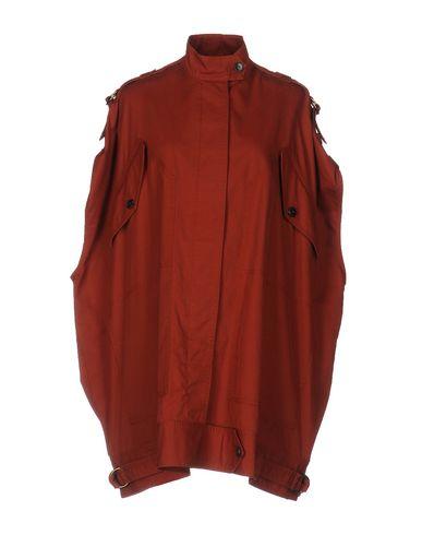 Легкое пальто ROBERTO CAVALLI 41687162BI