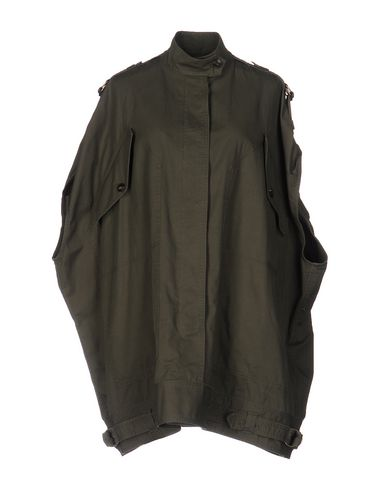 Легкое пальто ROBERTO CAVALLI 41687162TF