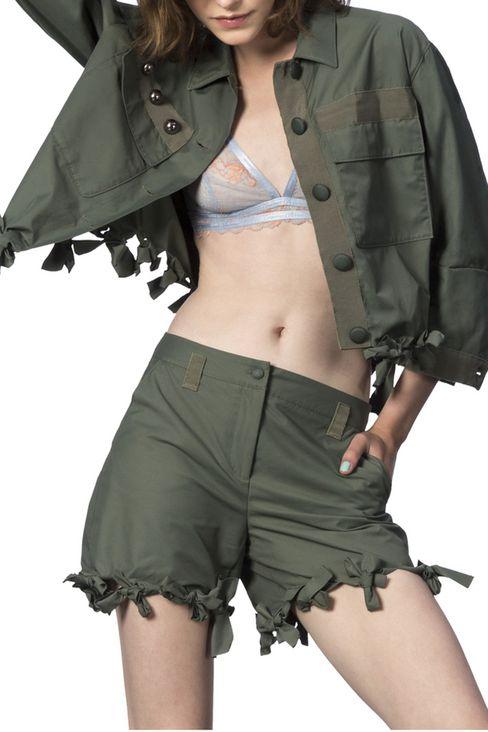 Outerwear: Dust jackets Women by Armani - 2
