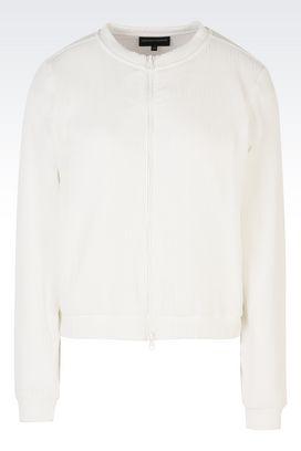 Armani Blouson jackets Women outerwear