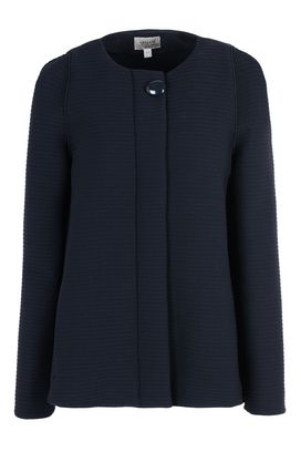 Armani Dust jackets Women short peacoat