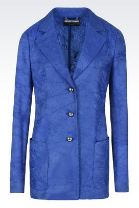 Armani Three buttons jackets Women jackets