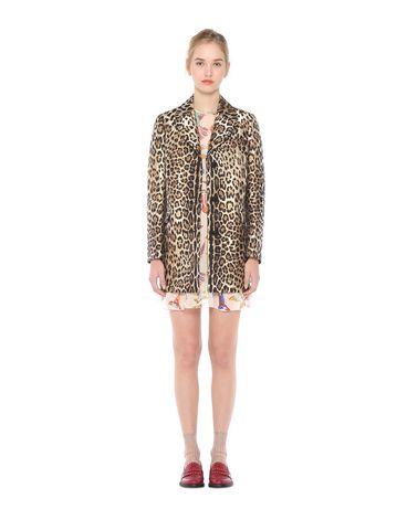 REDValentino MR3CA0W02QW 0NO Coat Woman f