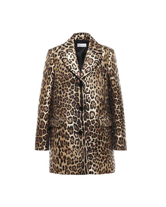 REDValentino MR3CA0W02QW 0NO Coat Woman a