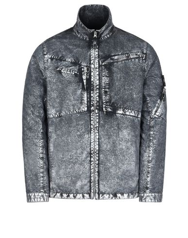 40904 ACCESS FLIGHT JACKET WITH DROP POCKET (DAVID-C, TC+SILVER MIST TREATMENT)