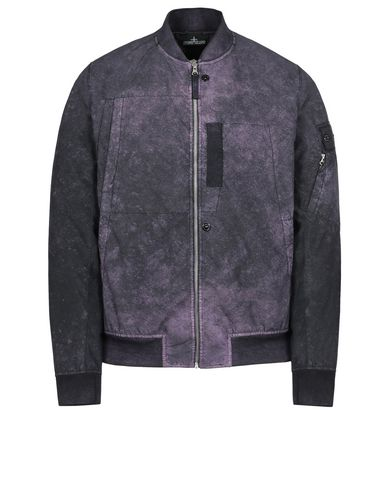 40603 ASYM BOMBER JACKET WITH DROP AND GATEWAY POCKETS (TPX-POLYESTER, TC+FALLOUT COLOUR TREATMENT INSIDE)