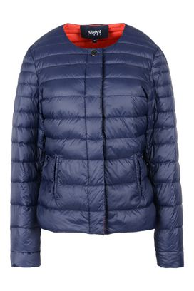 Armani Down jackets Women technical fabric down jacket