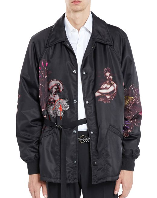 "lanvin ""street life"" jacket men"