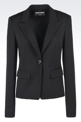Armani One button jackets Women jackets