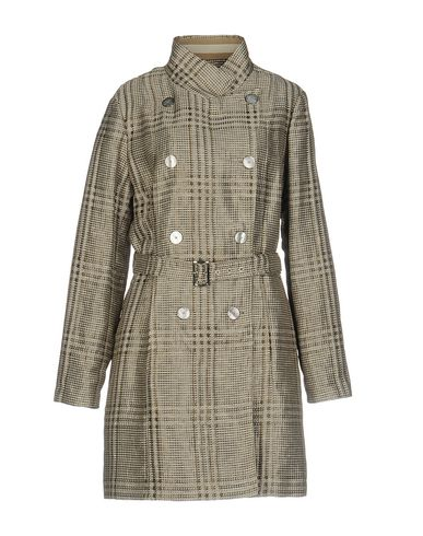Легкое пальто EMPORIO ARMANI 41693214UN