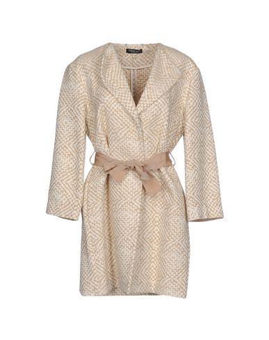 Легкое пальто TWIN-SET SIMONA BARBIERI 41694427DW