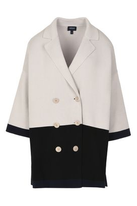Armani Double-breasted coats Women coats