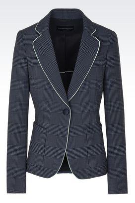 Emporio Armani Women's Blazers & Suit Jackets - Spring Summer 2017 ...