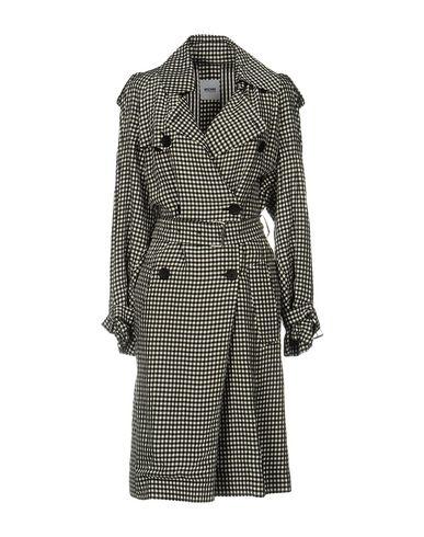 Легкое пальто MOSCHINO CHEAPANDCHIC 41696742QQ