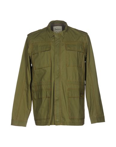 Легкое пальто PEPE JEANS 41697110AH