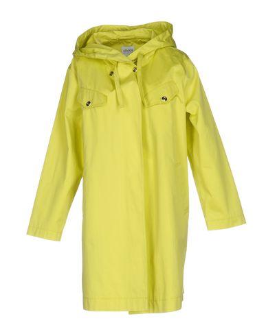 Легкое пальто ARMANI COLLEZIONI 41698386UO