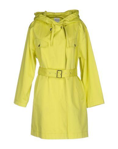 Легкое пальто ARMANI COLLEZIONI 41698387MX