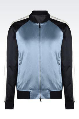 Armani Blouson jackets Men bomber jacket