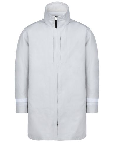 STONE ISLAND Coat 703X1 STONE ISLAND MARINA _ TANK SHIELD - MULTI LAYER FUSION TECHNOLOGY