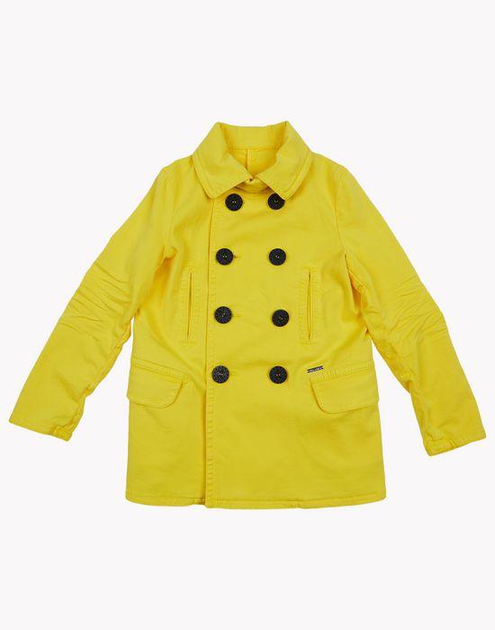 mid peacoat coats & jackets Woman Dsquared2