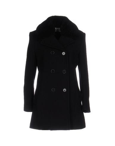 Пальто SANDRO. Цвет: черный